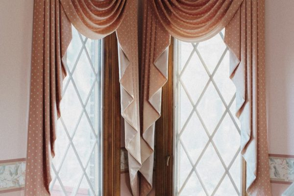 Austrian curtains uk